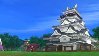 【ドラクエ10】大きな和風のお城の家が登場です!リィンとラウルのポーチも欲しいよぉ~!